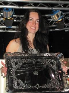 Liv Boeere premiata all'EPT