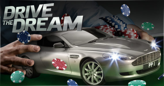 Party Poker Drive the Dream