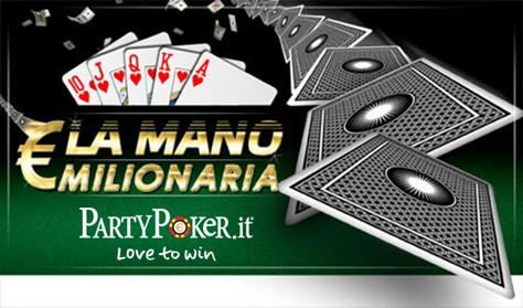 party-poker-mano-milionaria