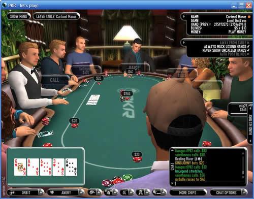 Blackjack online pkr tag style poker