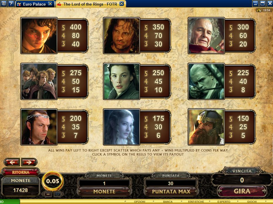 casino slot online lord od