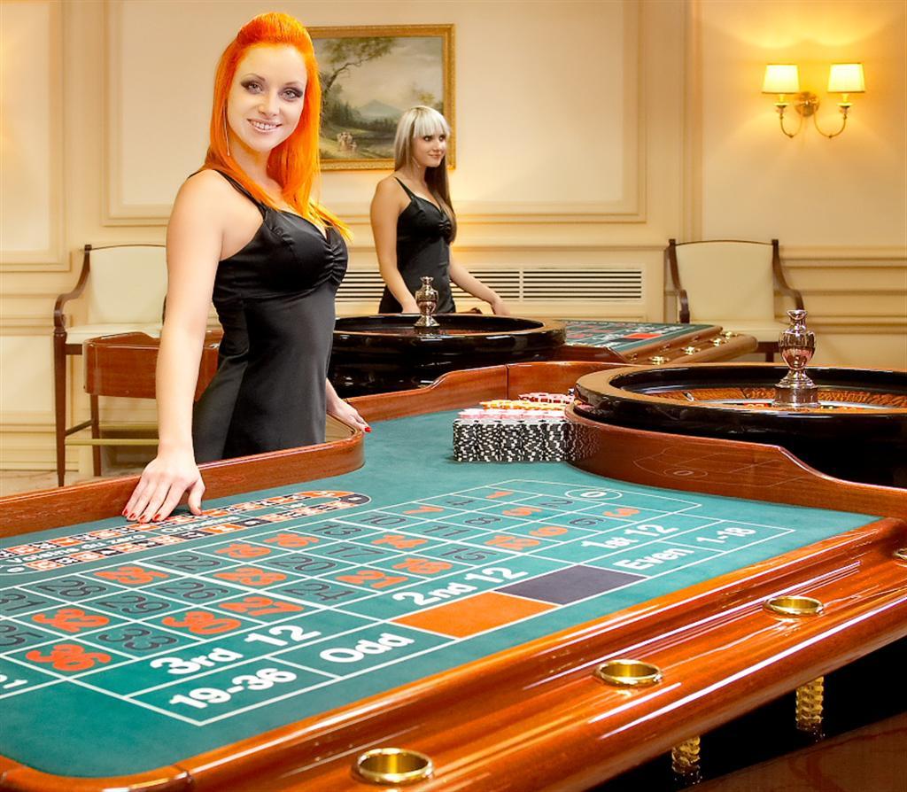 казино франк крупье