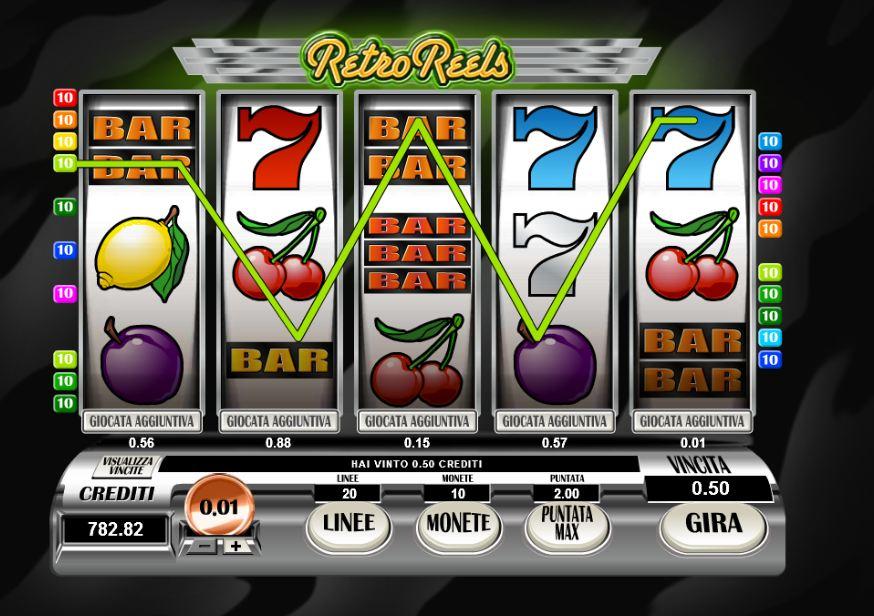 5 line slot machine odds in michigan