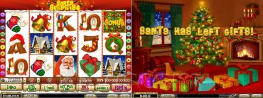 Gioca a Santa Surprise su Casino.com Italia