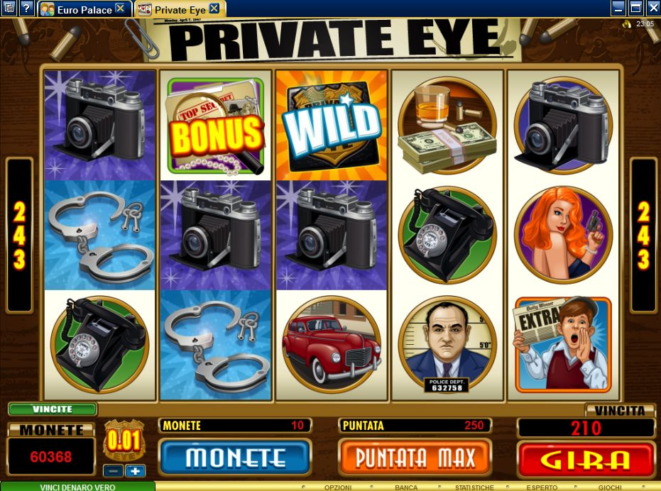 Agente slot machine