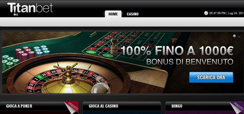 casino online sicuro