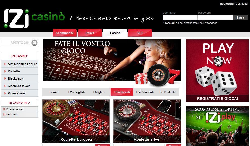 iziplay casino online