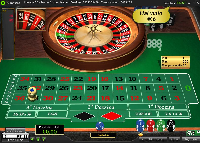 Poker texas juego on-line