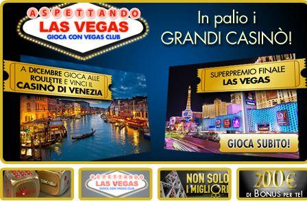 vegas club casino lottomatica