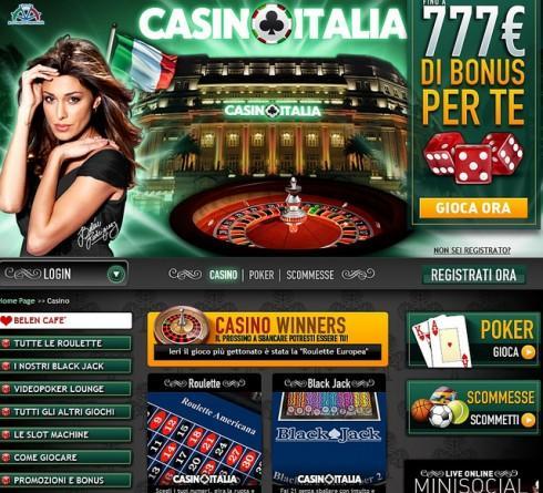 Casino senza licenza aams