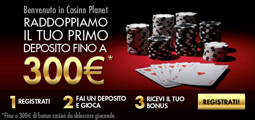 casino online 300 bonus