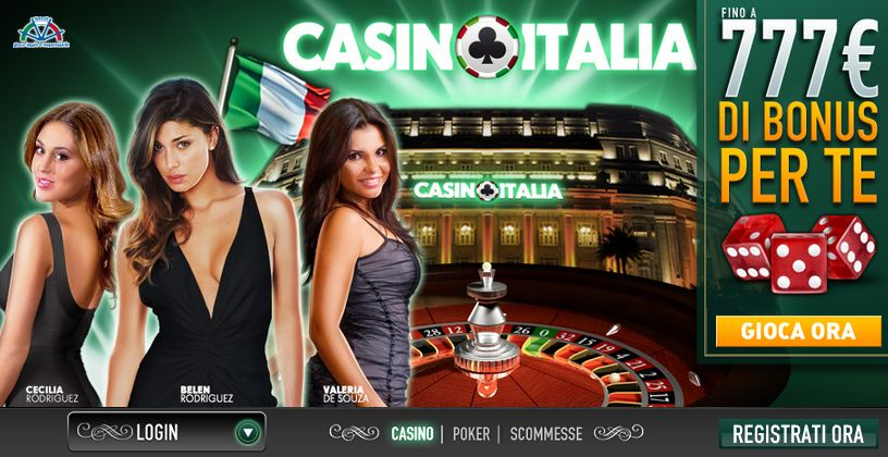 Casino on line italia