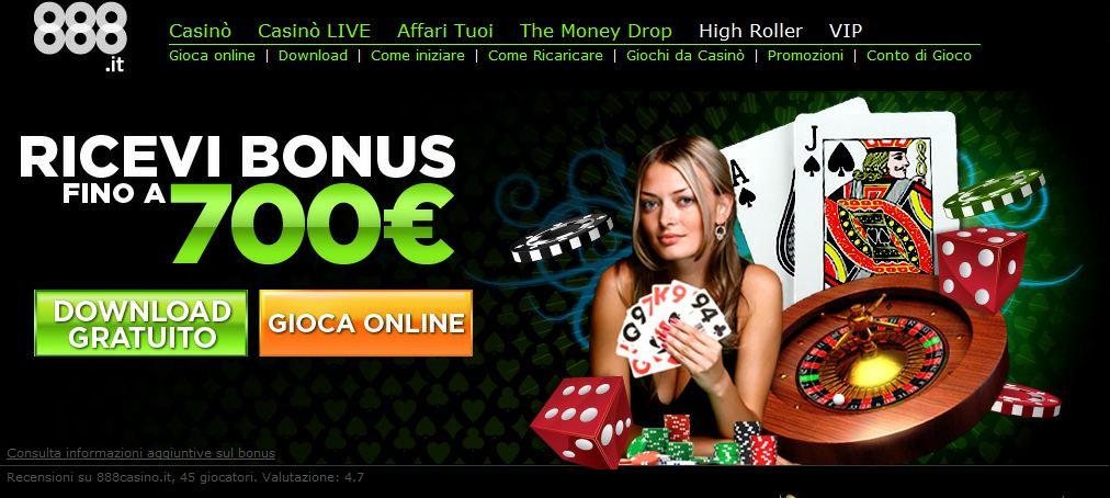 Siti casino online aams