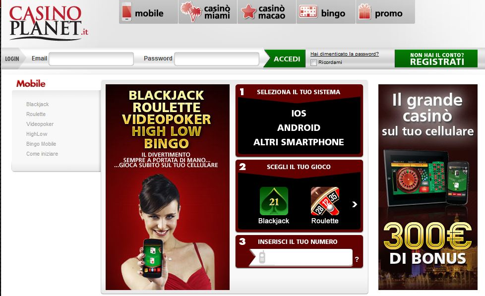 online mobile casino faust online