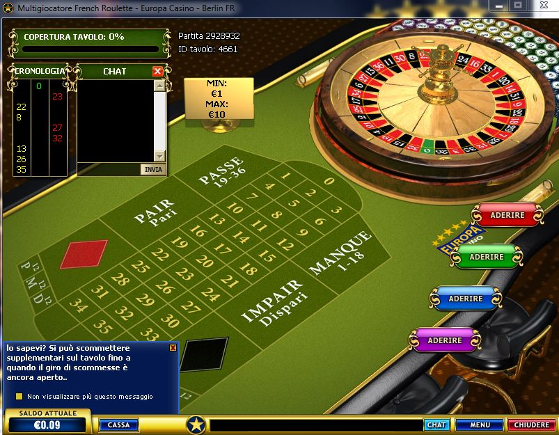 start games real casino