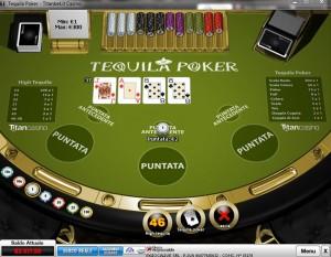 Casino online e poker