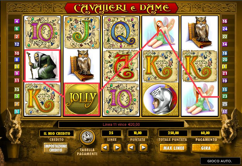 slot-machine-cavalieri-dame