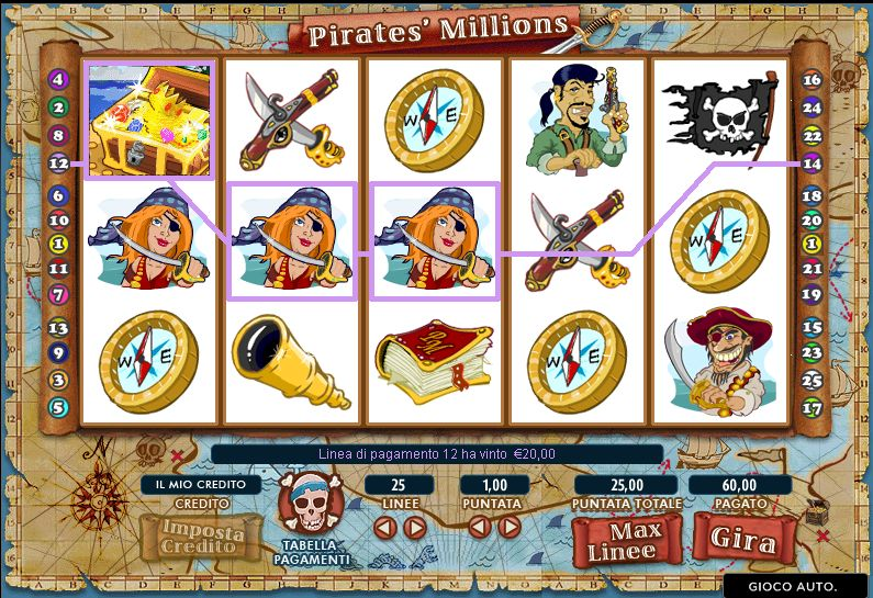 casino online 888 com piraten symbole