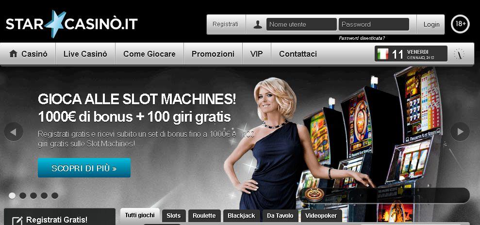 bonus 1000 star casino