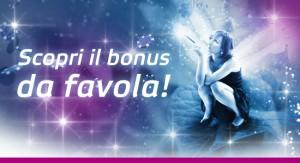 Scopri il Bonus da Favola su PartyCasino!