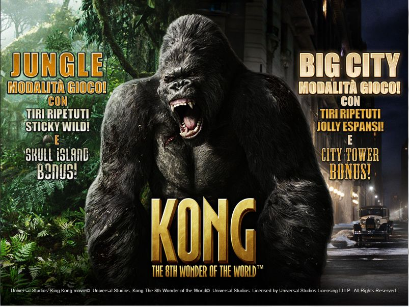 slot-machine-king-kong