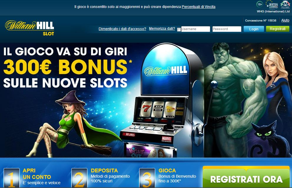 william hill online slots deutschland online casino