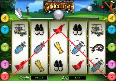 Recensione completa della slot machine Golden Tour: gioca gratis e prova questa divertente slot creata dalla Playtech.