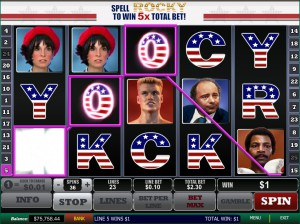 Recensione della slot machine Rocky, creata dalla playtech e disponibile su TitanBet Casino.