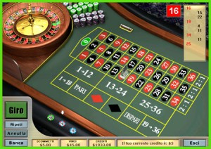 Roulette online: regole, puntate e pagamenti vincite