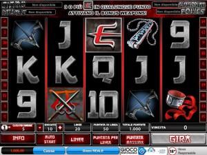 Recensione slot machine Elektra
