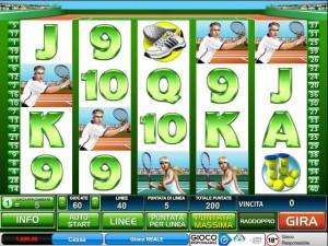 slot machine tennis stars playtech