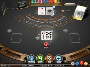 Blackjack online: regole di gioco