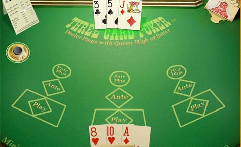three card-poker-regole
