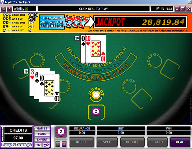 triple-7-blackjack