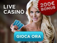 LiveCasino-bonus