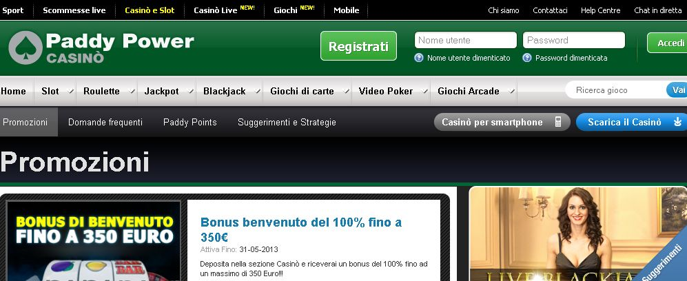 paddy-power-bonus-settimana