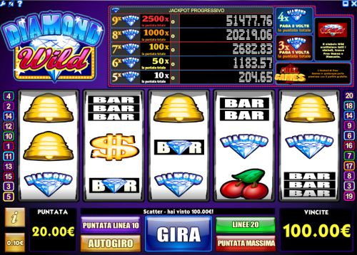 Diamond-Wild-NetBet-slot-machine