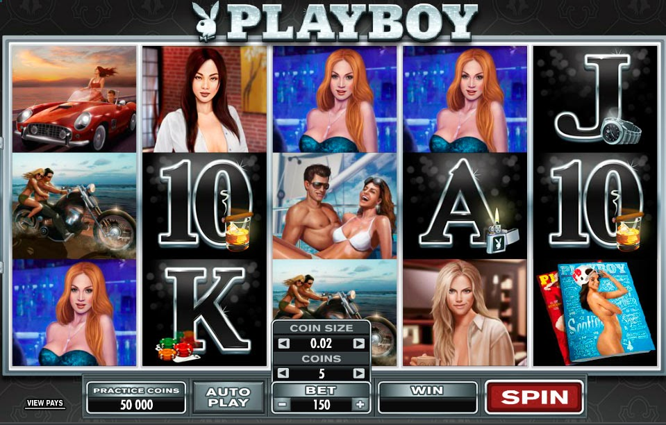 Playboy-slot-machine