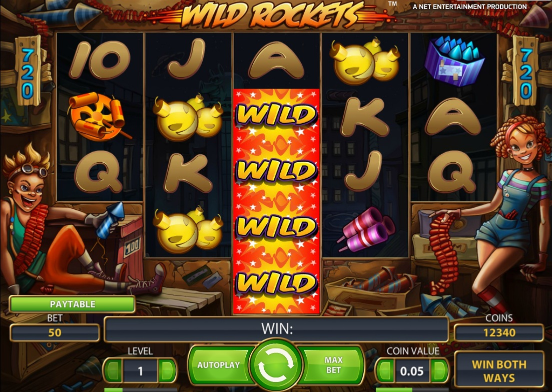Wild-Rockets-slot-machine