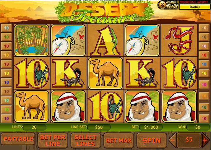 desert-treasure-slot-machine