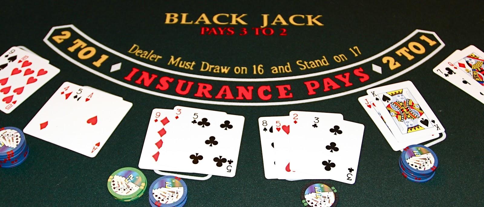 Online poker free blackjack