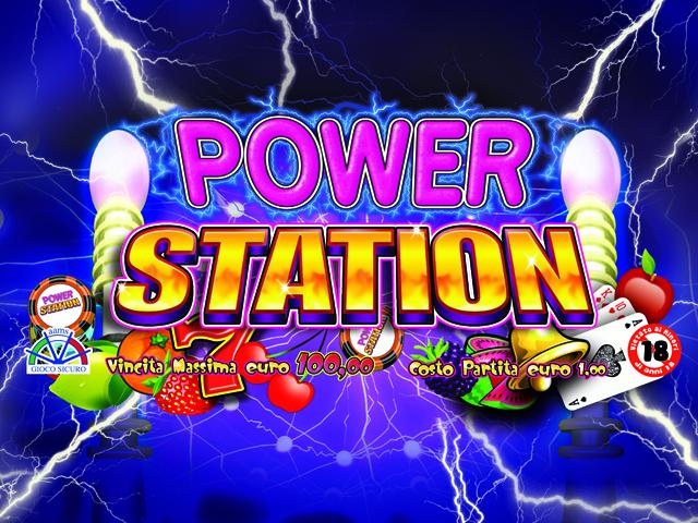 Slot Power Station Blu