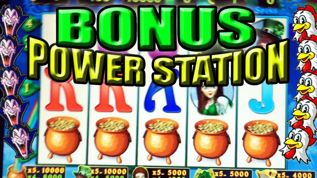 Slot Power Station Blu2